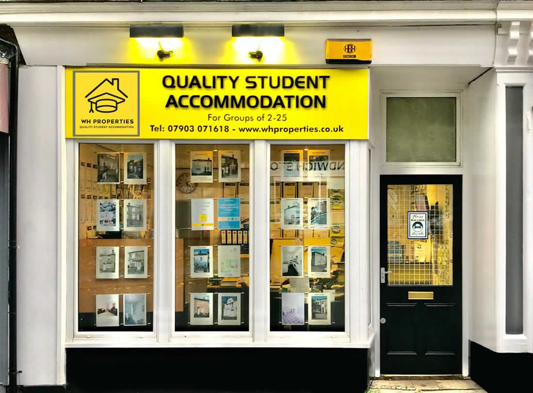 , Sheffield University Student Accommodation Bills Included | WH Properties
